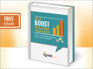Free eBook - How to Boost Social Media Engagement