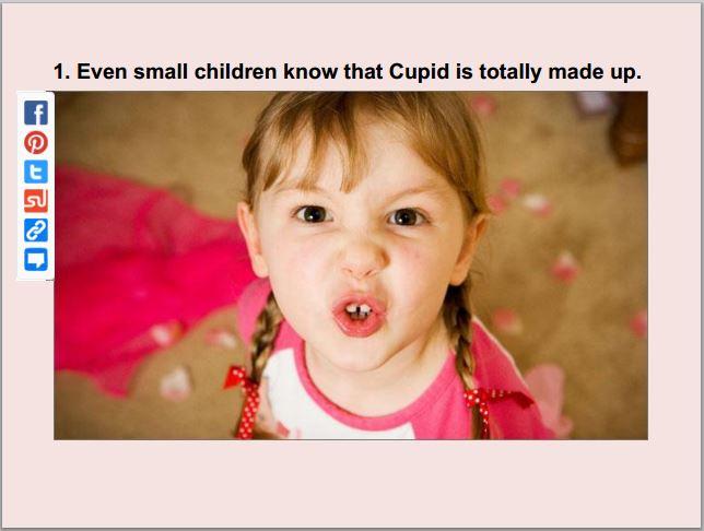 made up cupid