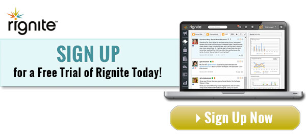 Sign Up For a FREE Trial of Rignite