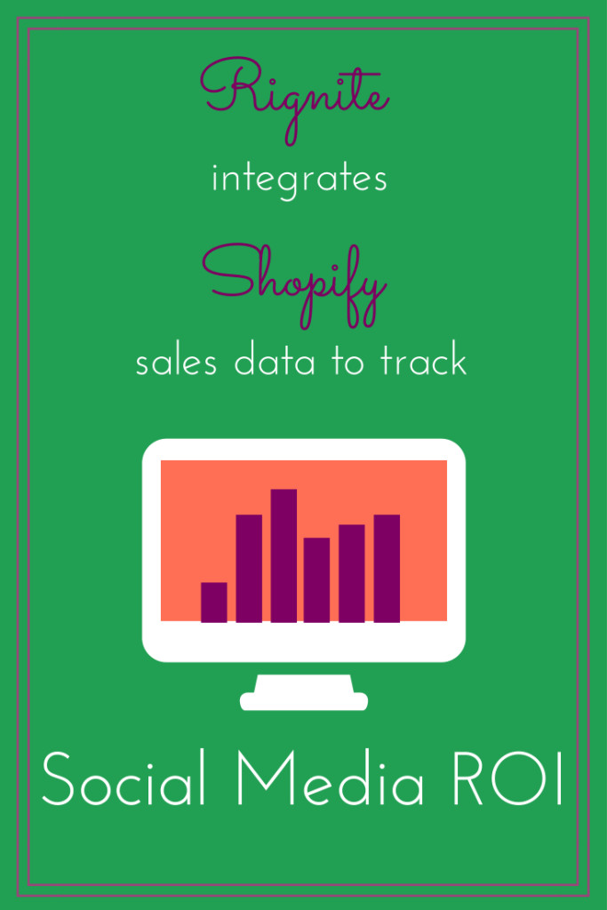 Rignite Integrates With Shopify to Track Social Media ROI