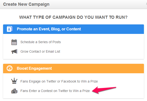 Promote your blog with a Twitter hashtag contest