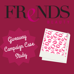 Rignite Case Study - Frends Beauty Facebook Giveaway
