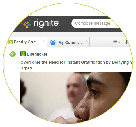 Feedly Integration