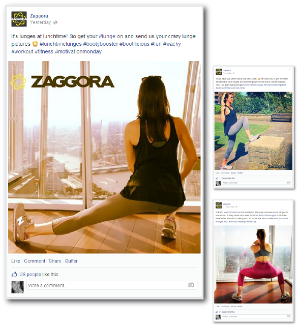 Zagorra - Quick Win Wednesday Campaign Idea