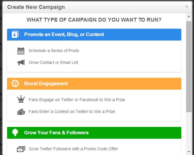 Creating a Campaign in Rignite