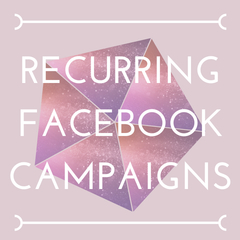 Recurring FB Campaign Ideas - Thumb