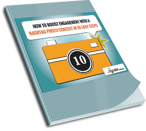 ebook - How to boost engagement with a hashtag photo contest