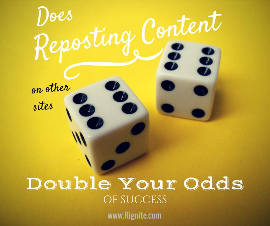 Is Reposting Blog Content a Good Idea