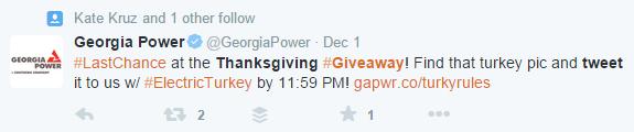 GeorgiaPowerTGivingTweetPic