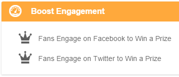 Boost Engagement Twitter Giveaway