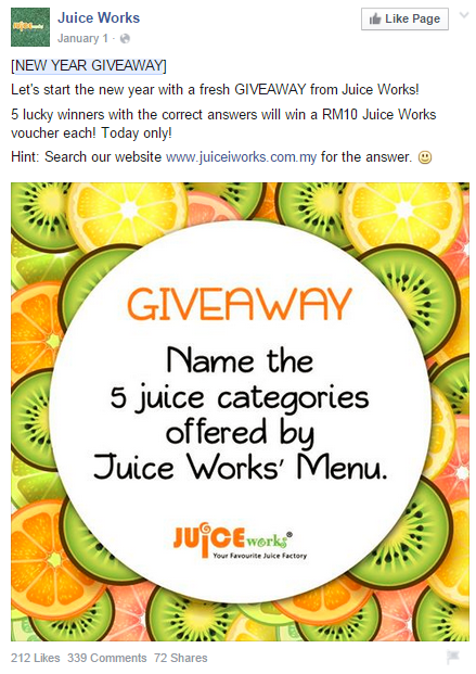 Facebook-New-Year-Giveaway-Campaign-Ideas-2