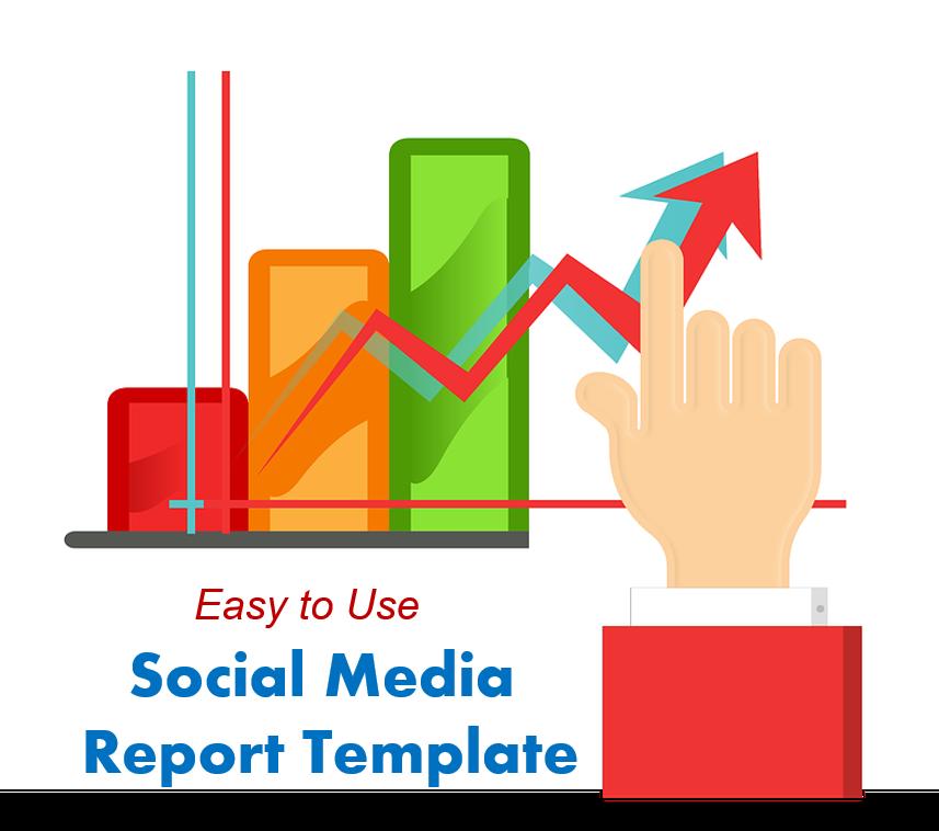 Social-media-report-template