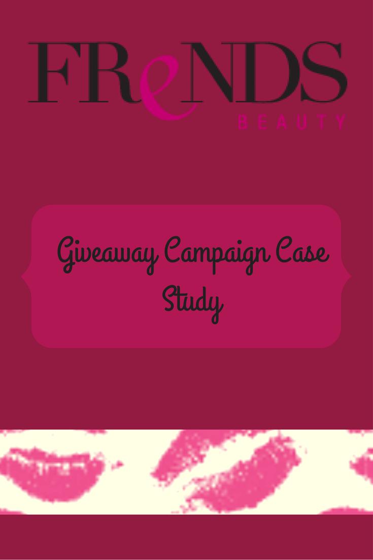 Frends Beauty - Rignite Case Study Pinterest