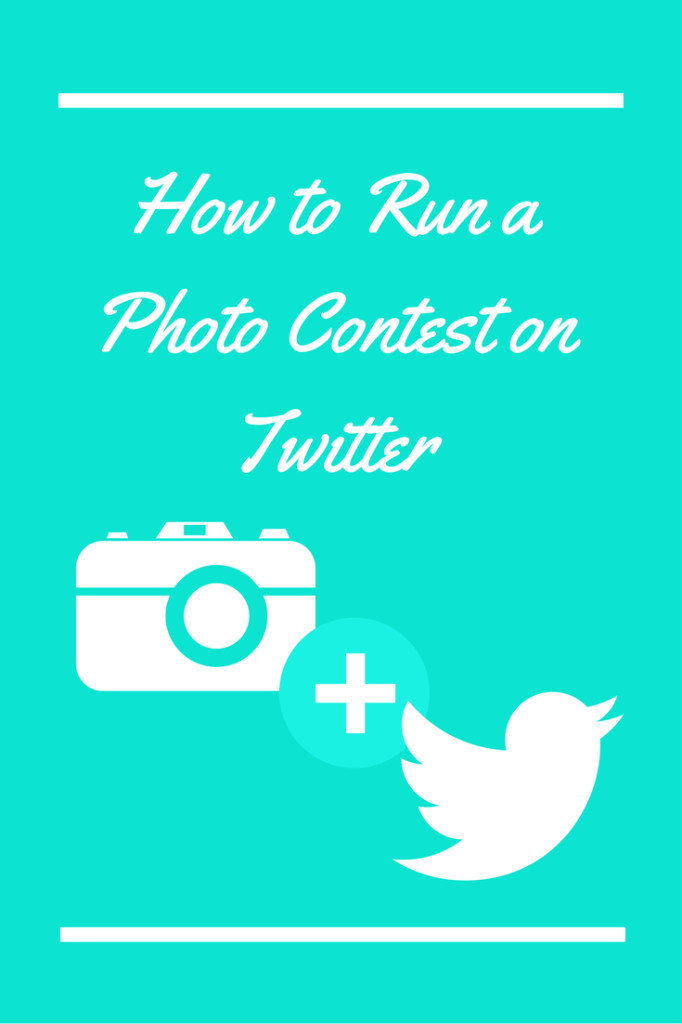 How to Run a Photo Contest on Twitter