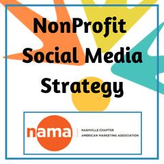 NAMA nonprofit social media case study
